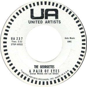 GEORGETTES - 1960 - B