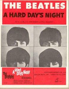 Hard Day's Night V