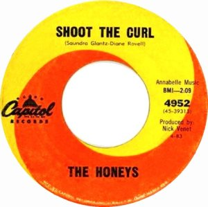 HONEYS - 1963 A