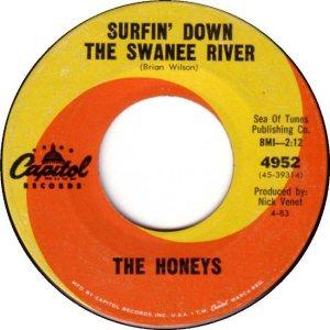 HONEYS - 1963 B