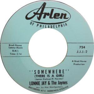 JAY LONNIE JAYNES - 63B