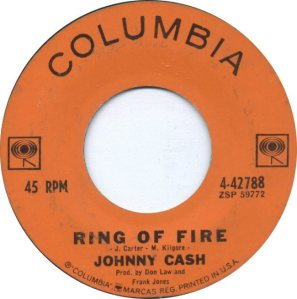 JOHNNY CASH - RING OF FIRE R