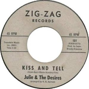 JULIE & DESIRES - 64 - A