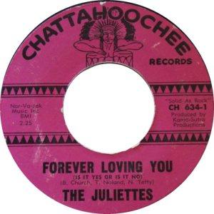 JULIETTES - 1964 A