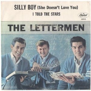 LETTERMEN - SILLY BOY PS