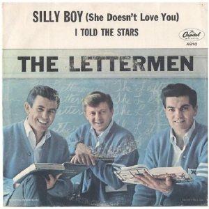 LETTERMEN - SILLY BOY PS