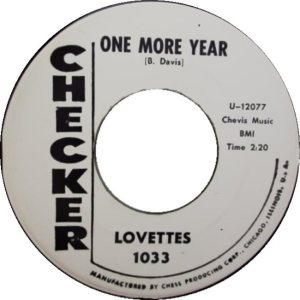 LOVETTES - 1963 B
