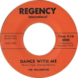 MAJORETTES - 1962 A
