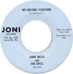 MOSS JANIE - 63 A