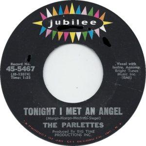 PARLETTES - 1964 B