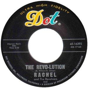 RACHEL & REVOLVERS - 62 A