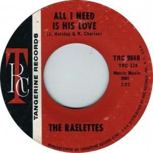 RAELETTES 68 (COOKIES) B