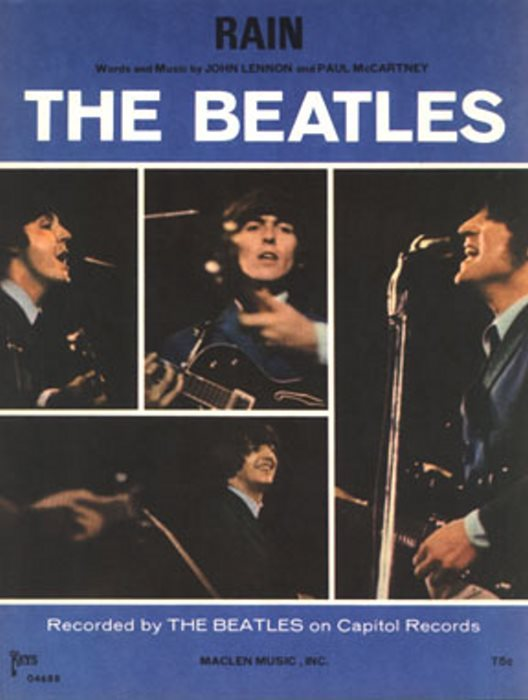 The beatles research paper