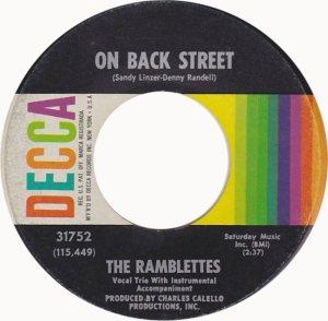 RAMBLETTES - 65 A