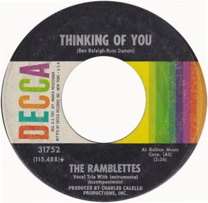 RAMBLETTES - 65 B