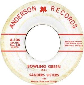 SANDERS SISTERS - 65 A