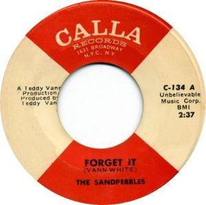 SANDPEBBLES - 67 A