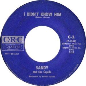 SANDY & CUPIDS - 63 A