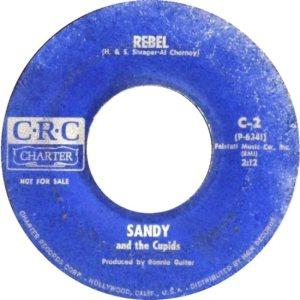 SANDY & CUPIDS - 63 B