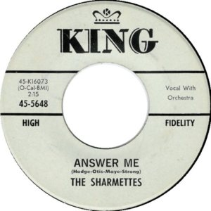 SHARMETTES - 62 A