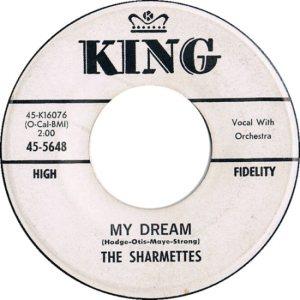 SHARMETTES - 62 B