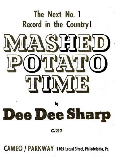 Sharp, Dee Dee - 02-62 - Mashed Potato Time