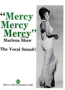 Shaw, Marlena - 02-67 - Mercy Mercy Mercy