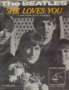 She Loves You V