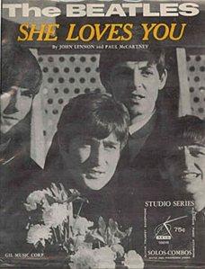 She Loves You V