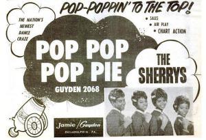 Sherttys - 10-62 - Pop Pop Pop Pie