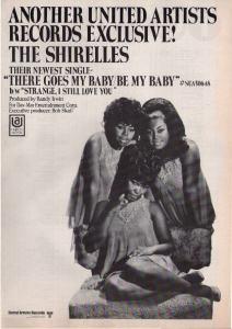 Shirelles - 1970 BB - There Goes My Baby