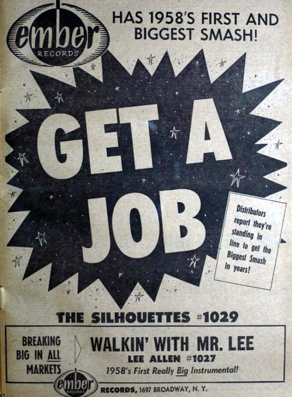 Silhouettes - 01-58 - Get a Job