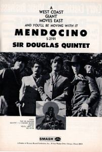 Sir Douglas Quintet - 1968 BB - Mendocino