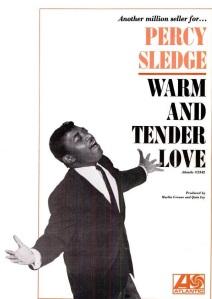 Sledge, Percy - 07-66 - Warm & Tender Love