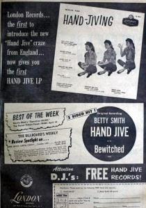 Smith, Betty - 05-58 - Hand Jive