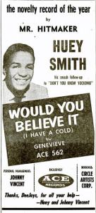 Smith, Huey & Clowns - 05-59 - Would You Believe It