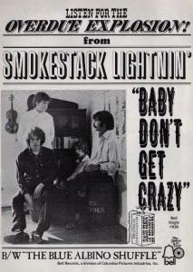 Smokestack Lightnin - 1969 BB - Baby Don't Get Crazy