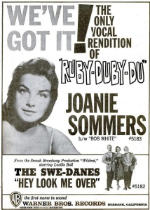 Sommers, Joanie - 11-60 - Ruby Duby Du