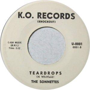 SONNETTES - 62 B