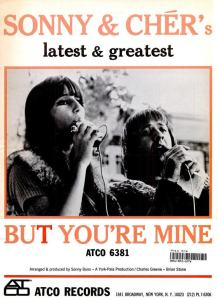 Sonny & Cher - 10-65 - But Your Mine