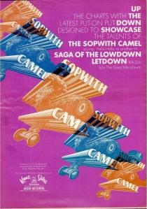 Sopwith Camel - 10-67 - Saga of the Lowdown Letdown