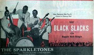 Sparkletones - 07-57 - Black Slacks