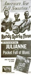 Sparks Trio, Randy - 11-60 - Julianne