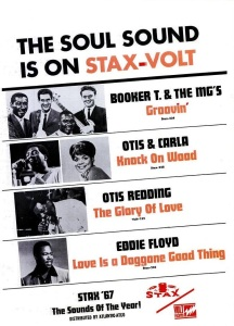 Stax Volt Records - 08-67 - The Soul Sound