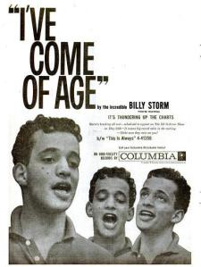 Storm, Billy - 05-59 - I've Come of Age