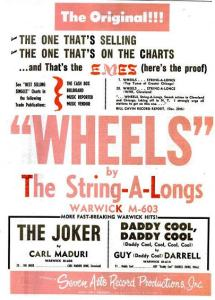 String-a-Longs PLUS - 01-61 - Wheels