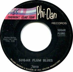 SUGAR PLUMS - 1965 B