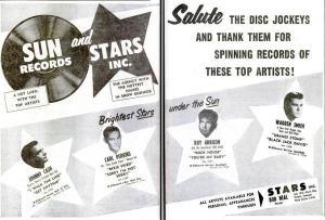 Sun Records - 11-56 - Stars