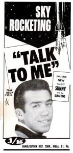 Sunny & Sunglows - 09-63 - Talk to Me