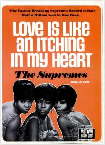 Supremes - 04-66 - Love is Like an Itching in My Heart